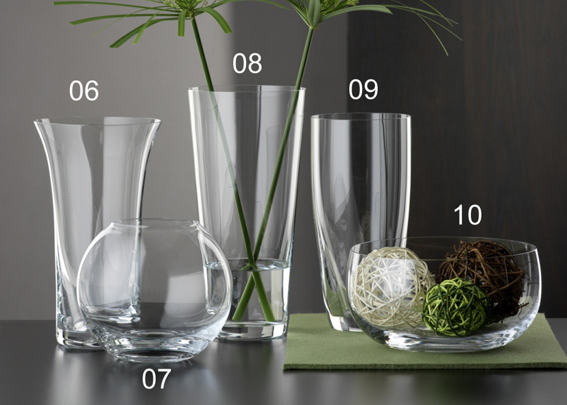 Vaso Vetro For Your Home 250mm - Cod 07 15 09