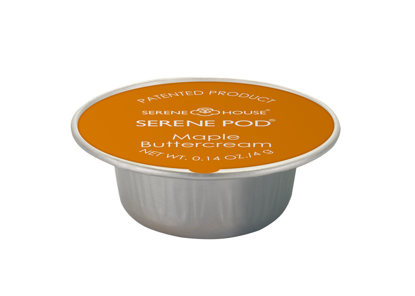 6 Serene Pod(S) Cera Maple Buttercream - Cod 07 65 25