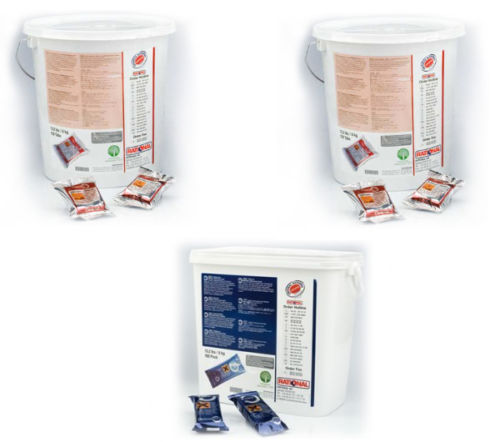 Pack 2 detergente 56.00.210 + 1 brillantante 56.00.562 Rational